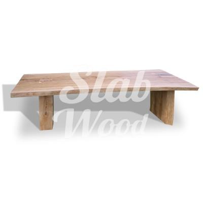 Стол со слэба ясеня в стиле Лофт №40