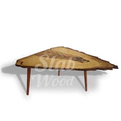 Журнальный столик из ясеня в стиле ЛОФТ №37