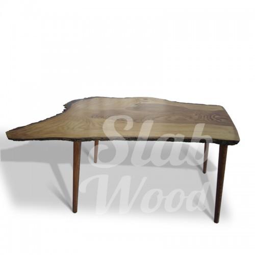 Журнальный столик из ясеня в стиле ЛОФТ №38
