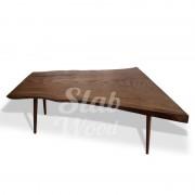 Журнальный столик из дуба в стиле ЛОФТ №41