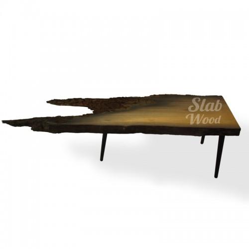 Журнальный столик мореного дуба в стиле ЛОФТ №55