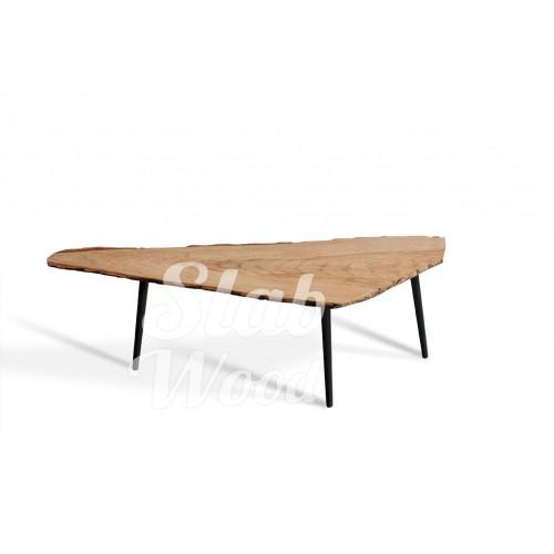 Журнальный столик из ясеня в стиле ЭКО №18